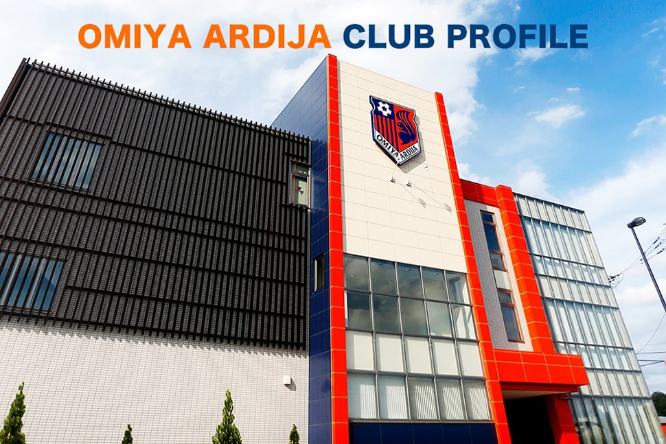 OMIYA ARDIJA CLUB PROFILE